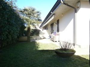 Lodi- San Fereolo- Trilocale con giardino