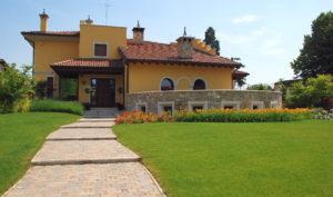 Villa alle Terme di Miradolo (PV)